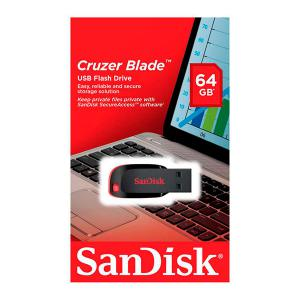 SanDisk Cruzer Blade 64GB – Pendrive