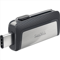 SanDisk Ultra Dual Drive USB 3.1 USB Type-C 128GB – Pendrive