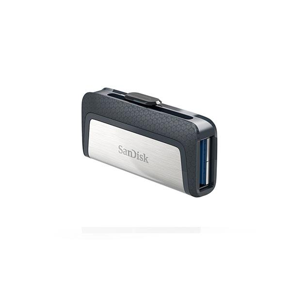 SanDisk Ultra Dual Drive USB 3.1 USB Type-C 256GB – Pendrive