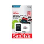 SanDisk Android Ultra 16GB 48MB/s - Tarjeta MicroSD