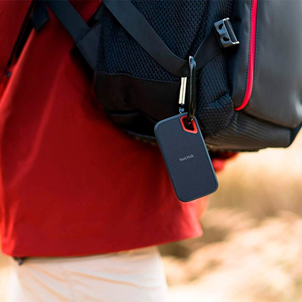 SanDisk Extreme Portable SSD 1TB - Disco Duro Externo SSD