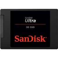 SanDisk Ultra 3D 500GB – Disco Duro SSD