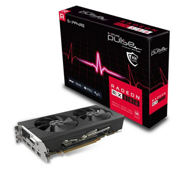Sapphire Pulse Radeon RX 580 8GB – Gráfica