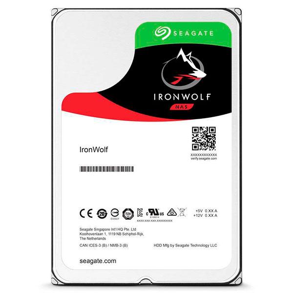 Seagate IronWolf 3.5″ 10TB SATA – Disco Duro