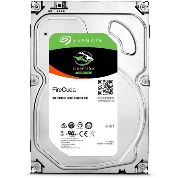 Seagate SSHD Firecuda 3.5″ 1TB SATA 3 – Disco Duro Híbrido