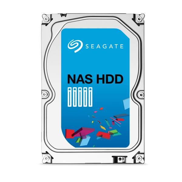 Seagate 3.5″ NAS 4TB 64MB – Disco Duro