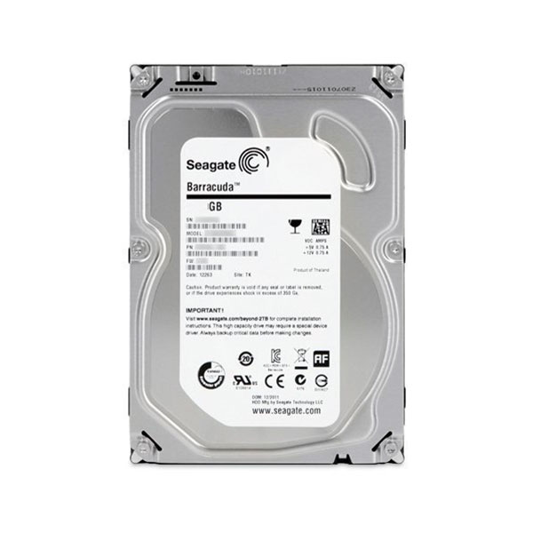 Seagate 3.5″ Barracuda 500GB 16MB – Disco Duro