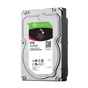 "NAS HDD 3.5"" IronWolf 6TB 7.2K SATA"