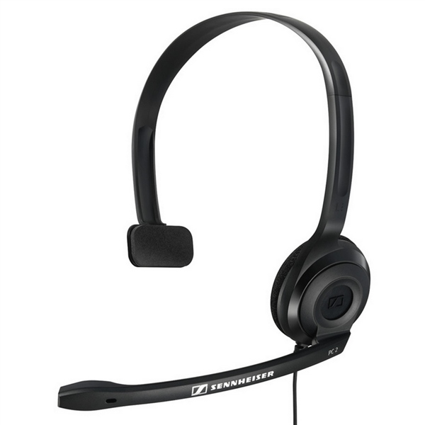 Sennheiser PC 2 CHAT jack 3.5 – Auricular