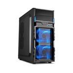 Sharkoon VG5-V negra azul – Caja