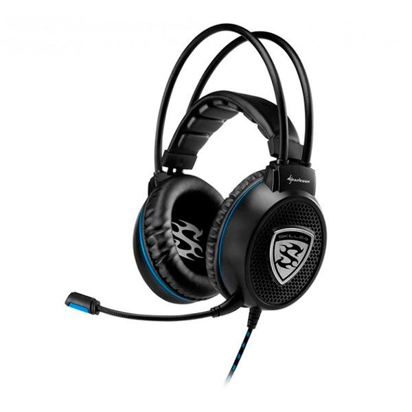 Sharkoon Skiller SGH1 negro – Auricular