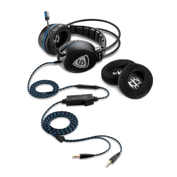 Sharkoon Skiller SGH1 negro - Auricular