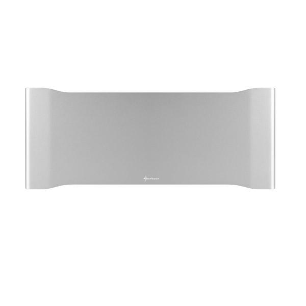 Sharkoon Aluminium Monitor Stand Plata - Accesorio