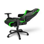 Sharkoon Skiller SGS2 negra verde - Silla