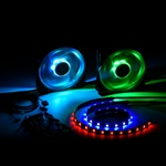 Sharkoon Pacelight RGB Illumination Set - Ventiladores
