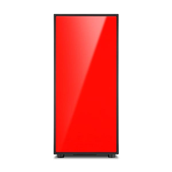 Sharkoon AM5 Window negra rojo ATX - Caja