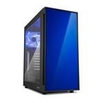 Sharkoon AM5 Window negra azul ATX - Caja