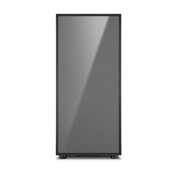 Sharkoon AM5 Silent negra gris ATX - Caja