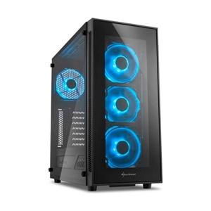 Sharkoon TG5 negro azul – Caja