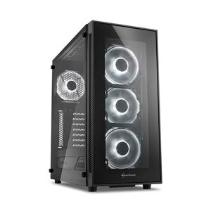 Sharkoon TG5 negro blanco – Caja