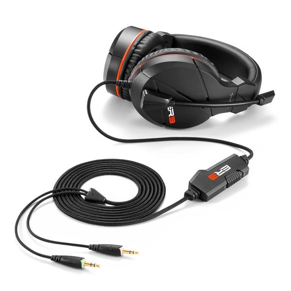 Sharkoon RUSH ER3 negro - Auricular