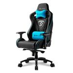 Sharkoon Skiller SGS4 negra azul - Silla
