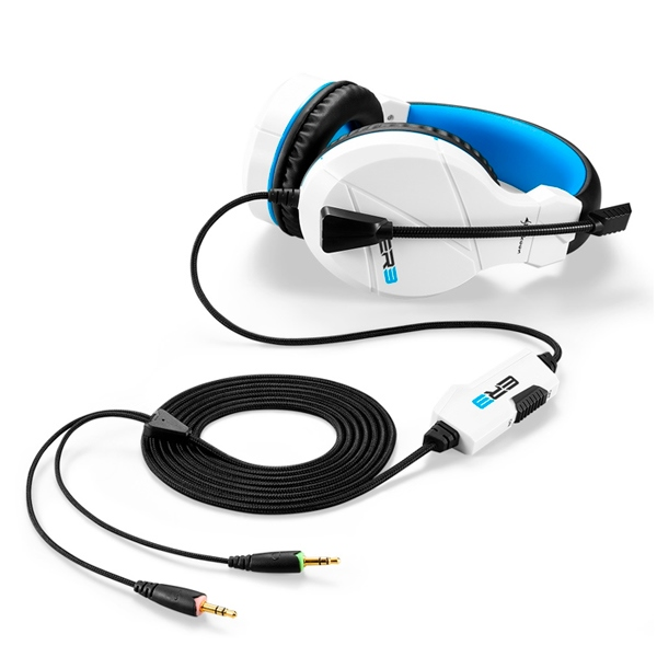 Sharkoon RUSH ER3 blanco - Auricular
