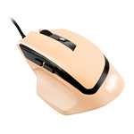 Sharkoon SHARK Force crema USB 1600 DPI - Ratón