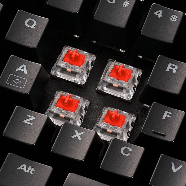 Sharkoon Skiller mech SGK3 RGB switch red - Teclado