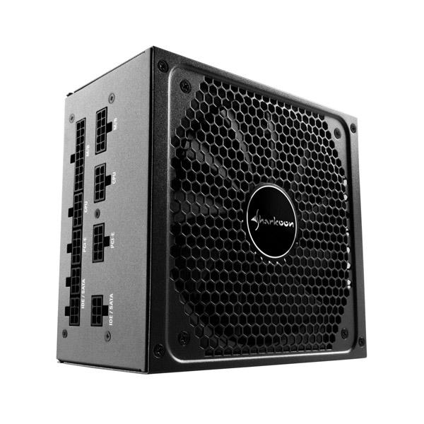 Sharkoon SilentStorm Cool Zero 650W 80+ Gold modular - F.A.