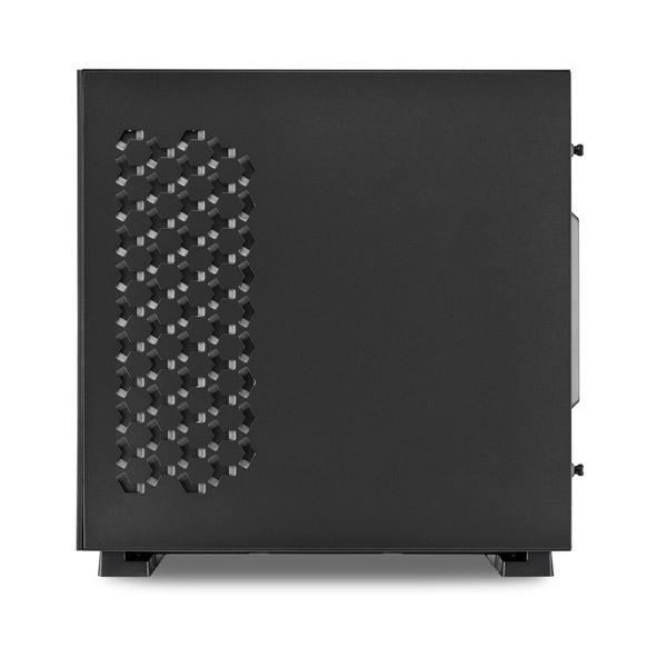 Sharkoon Pure steel negra ATX - Caja