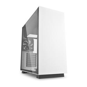 Sharkoon Puer steel blanca ATX - Caja