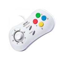 SNK Mando para Neo-Geo Mini Blanco - Gamepad
