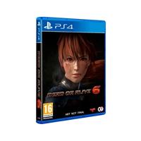 Sony PS4 Dead or Alive 6 - Videojuego
