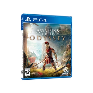 Sony PS4 Assassin's Creed Odyssey - Videojuego