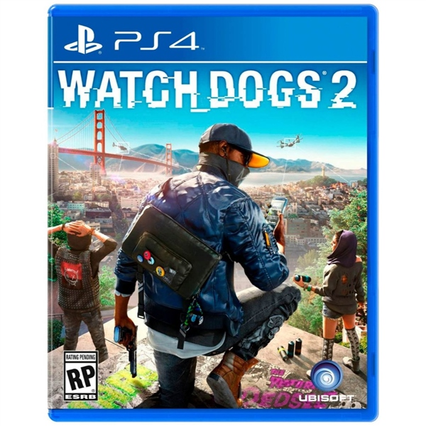 Sony PS4 Watch Dogs 2 – Videojuego