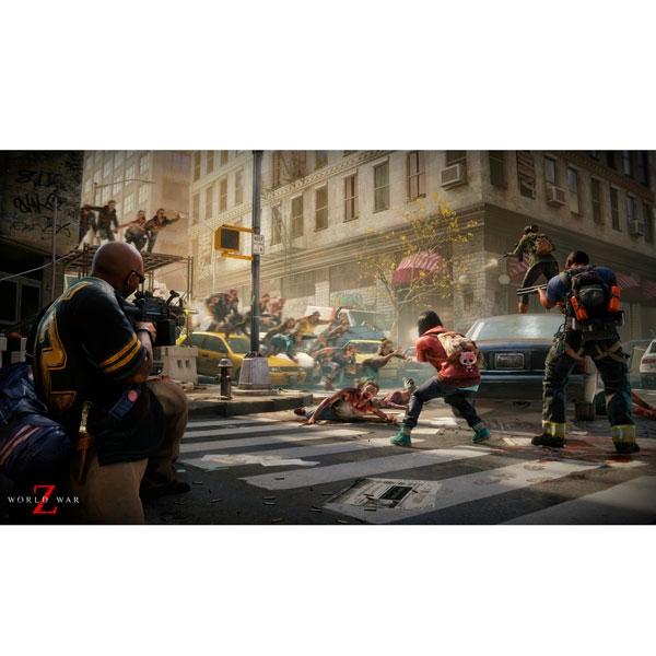Sony PS4 World War Z - Videojuego