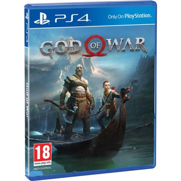 Sony PS4 God of War – Videojuego