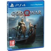 Sony PS4 God of War – Videojuego