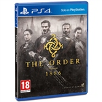 Sony PS4 The Order: 1886 – Videojuego