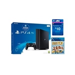 Sony PlayStation 4 Pro 1TB + 10€ PSN + ¡Has sido tú!