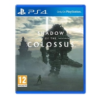 Sony PS4 Shadow of the Colossus – Videojuego