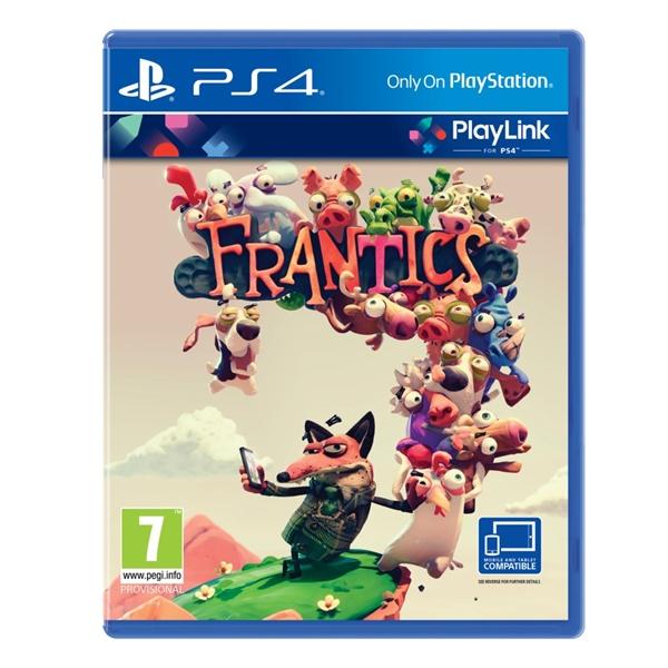 Sony PS4 Frantics – Videojuego