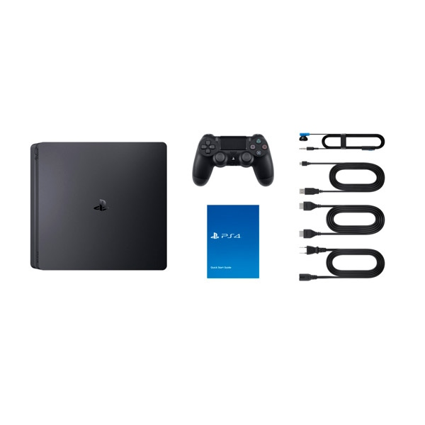Sony PS4 Slim 500GB Negra - Consola