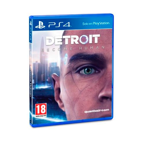 Sony PS4 Detroit Become Human - Videojuego