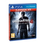 Sony PS4 HITS Uncharted 4 - Videojuego