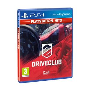 Sony PS4 HITS Driveclub - Videojuego