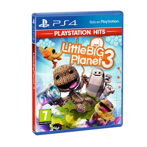 Sony PS4 HITS Little Big Planet 3 - Videojuego