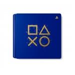 Sony PS4 Slim 500GB Days of Play + 2 Dual Shock - Consola