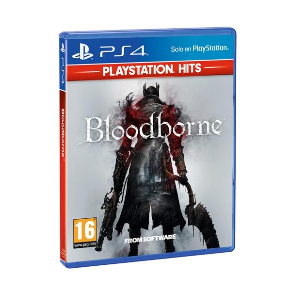 Sony PS4 HITS Bloodborne - Videojuego